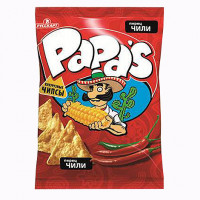 Papas Чили