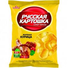 Русская Картошка Курица